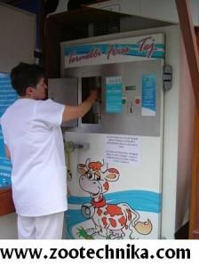 ZOOTECHNIKA Milchzapfautomaten