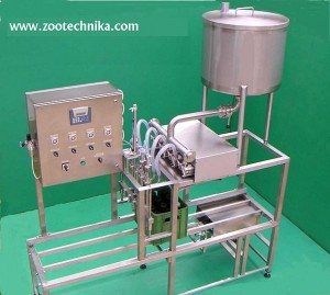 ZOOTECHNIKA_UNIFLUX_SIMULT_bottle_filler