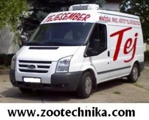 ZOOTECHNIKA Mobil Milchzapfautomaten